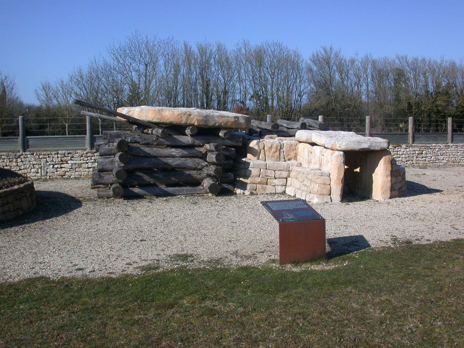 Parcours - Module mégalithisme - 2008