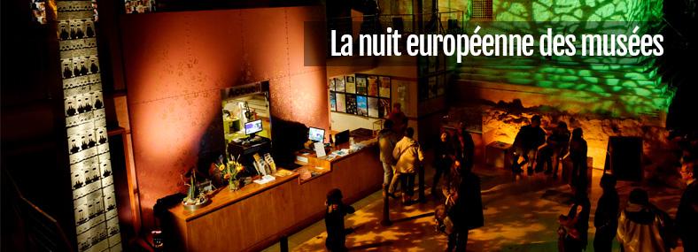actu nuit des musées