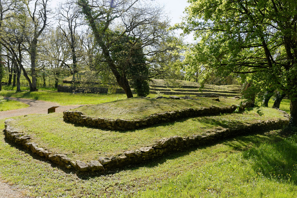 tumulus bougon