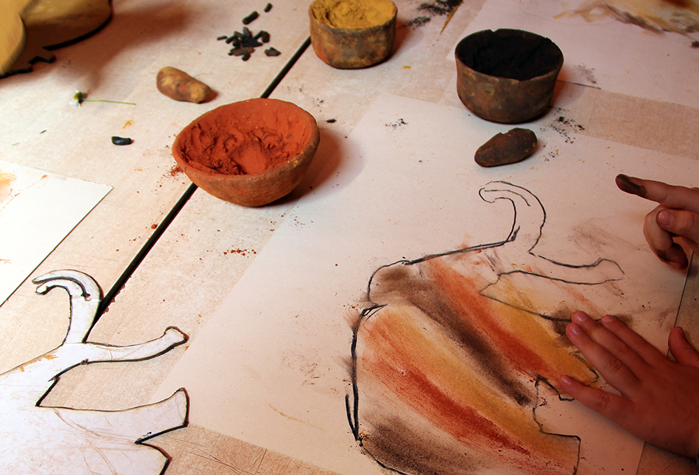 La Peinture Parietale